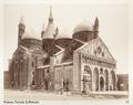 Fotografi från Padua, Sankt Antonius-basilikan - Hallwylska museet - 102991.tif