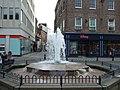 Fountain in Parliament Street, York - geograph.org.uk - 1881799.jpg