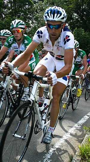 Frédéric Guesdon - Image: Frédéric Guesdon Tour de Suisse 2008