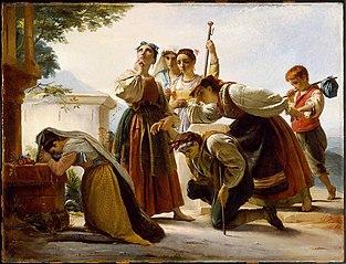 Pilgrimage in the Roman Campagna