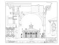 Frances Snow Pryor House, Jefferson Street, Athens, Limestone County, AL HABS ALA,42-ATH,2- (sheet 3 of 6).png