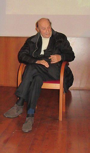 Francesco Alberoni - Francesco Alberoni in Codogno, December 11, 2016.