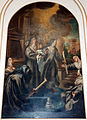 Francesco botti, santa chiara e altre monache, 1670-1705 circa.JPG