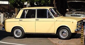 Francis Lombardi - Francis Lombardi Fiat 850 Lucciola