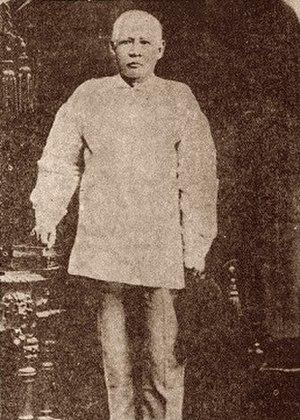 José Rizal - Francisco Mercado Rizal (1818–1897)