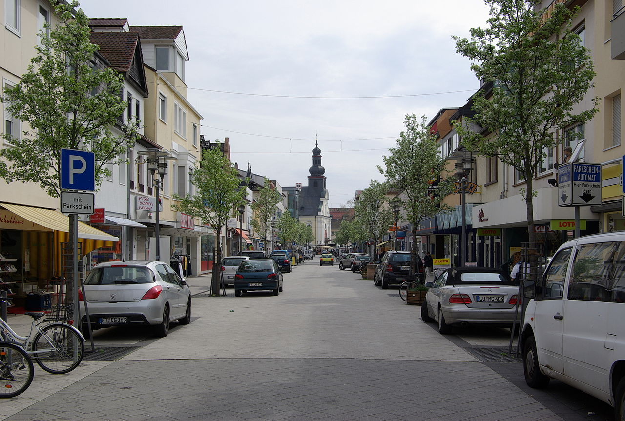 Single frankenthal