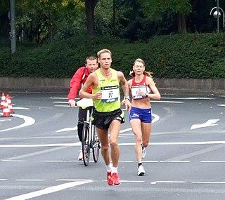 Kirsten Melkevik Otterbu Norwegian long-distance runner