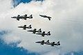 Frecce Tricolori NL Air Force Days (9291483554).jpg