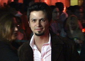 Freddy Rodriguez (actor) - Rodriguez at the 2005 Toronto International Film Festival