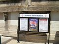 Fredericksburg Amtrak Station; VRE Sign.JPG