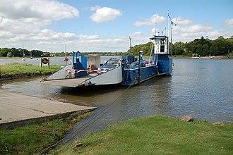 Little Island, Waterford - Little Island ferry