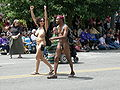 Fremont Solstice Parade 2007 - naked couple 01.jpg