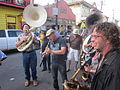 Frenchmen Street Band.JPG