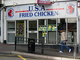 Fried chicken restaurant - U.S.A Fried Chicken
