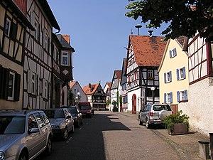 Einwohner Friedrichsdorf