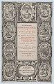 Frontispiece for Evangelicus Concionatoris, et Novi Hominis Institutionis MET DP874049.jpg