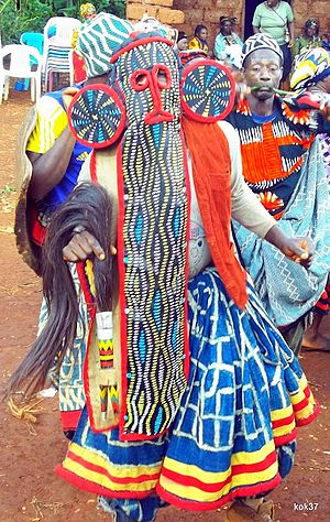 Bamileke people - Bamileke culture
