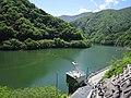 Futase Dam lake.jpg