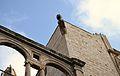 Gàrgola, porta dels apòstols, catedral de València.JPG