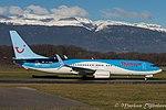 G-TAWL Boeing B737-8K5-W N738 - TOM (24579193836).jpg