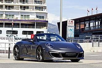 Gemballa - Gemballa GT Cabrio (based on Porsche 911)