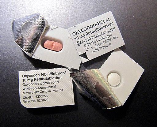 GT-Oxycodon-Sicherheitsblister