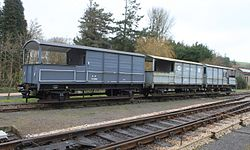 GWR Toads 17295, 68777 and 35420 at Staverton.JPG