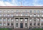 Gabinete de Ministerios de Letonia, Riga, Letonia, 2012-08-07, DD 01.JPG