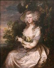 Mrs Thomas Hibbert. Neue Pinakothek.