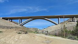 Galena Creek Bridge in June 2012.jpg