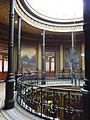 Galería hall central planta alta Museo Ciencias Naturales La Plata.JPG