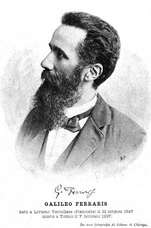 Galileo Ferraris - Wikipedia