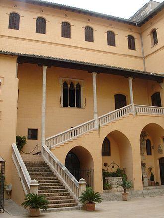 Ducal Palace of Gandia - Image: Gandia.Palacio ducal