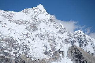 Gangkhar Puensum Unclimbed mountain in Bhutan