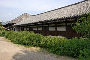 Gangō-ji - Gangō-ji Gokurakubo zenshitsu