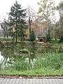 Garden of the Franciscan monastery in Katowice Panewniki 042.JPG