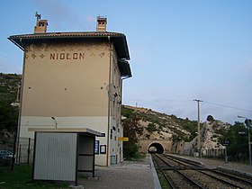Image illustrative de l'article Gare de Niolon