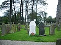 Garstang Parish Church of St Helen, Churchtown, Graveyard - geograph.org.uk - 1000976.jpg