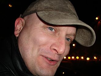 Gary Erskine - Image: Gary Erskine portrait