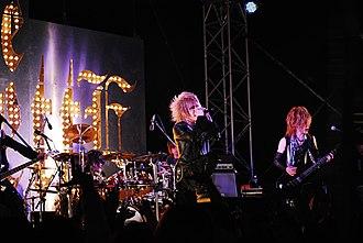 The Gazette (band) - The Gazette in Tokyo, 2009.