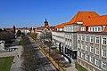 Gdańsk - ul. Podwale Staromiejskie, widok z hotelu Hilton (7756608336).jpg