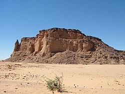 جبل البركل  في السودان 250px-Gebel_Barkal.j