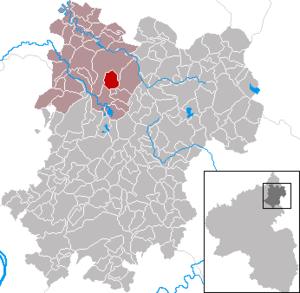Gehlert - Image: Gehlert im Westerwaldkreis