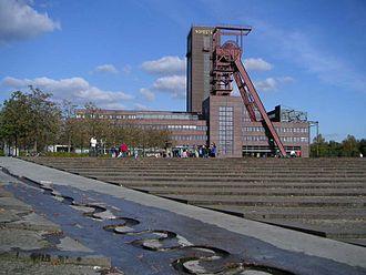 Gelsenkirchen - Former Zeche Nordstern