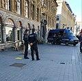 Gendarmerie mobile, gilets jaunes Lille, 23-02-2019.jpg