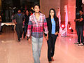 Genelia Dsouza and Ritesh Deshmukh at CCL2 party, Vizag, India, 2011.jpg