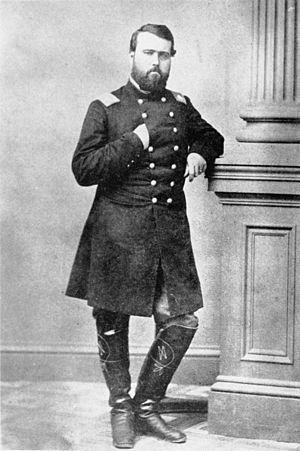 Francis M. Drake - Drake as a brigadier general