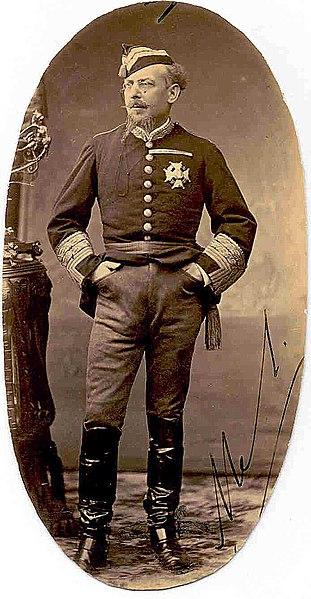 General Pavía.