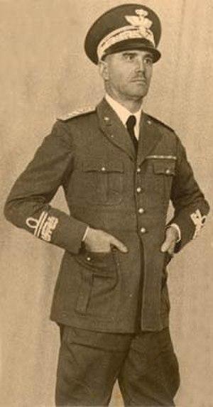 Guglielmo Nasi - Image: Generale Guglielmo Nasi