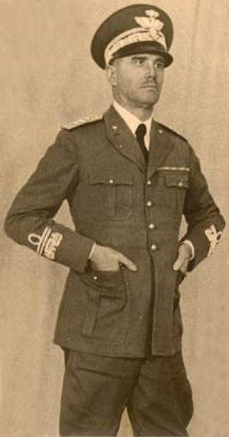 Italian conquest of British Somaliland - Image: Generale Guglielmo Nasi